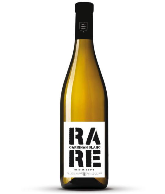 Carignan Whjite Wine - Languedoc stars
