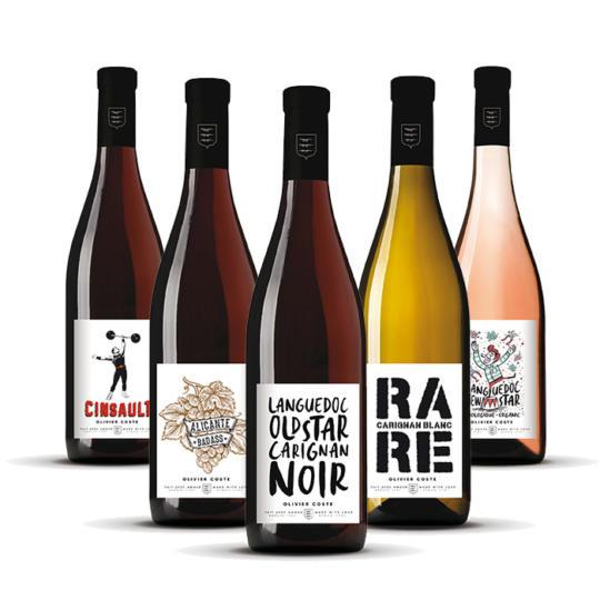Languedoc Stars Wine